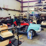 Yes We do Custom Golf Carts!!!!
