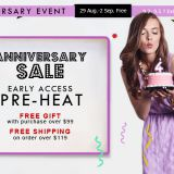 our anniversary is coming.Come on to join us to seek for a big surprise for you!!