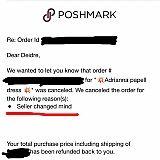 poshmark reviews 1 165 reviews of sitejabber. Black Bedroom Furniture Sets. Home Design Ideas