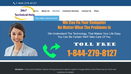 24x7technicalhelp.com