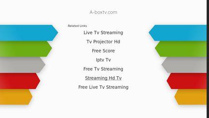 A-BoxTV