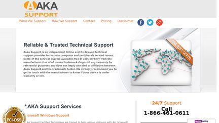 AAKA Support