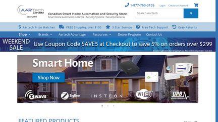 AARtech Canada Inc Reviews - 1 Review of Aartech ca | Sitejabber