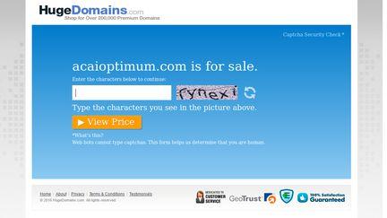 Acaioptimum
