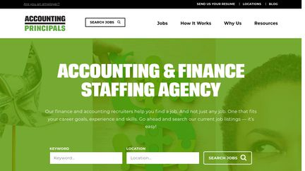 Accounting Principals