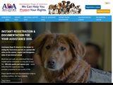 ADA Assistance Dog Registry