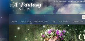 A Fantasy Store