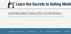 Affordable Health California