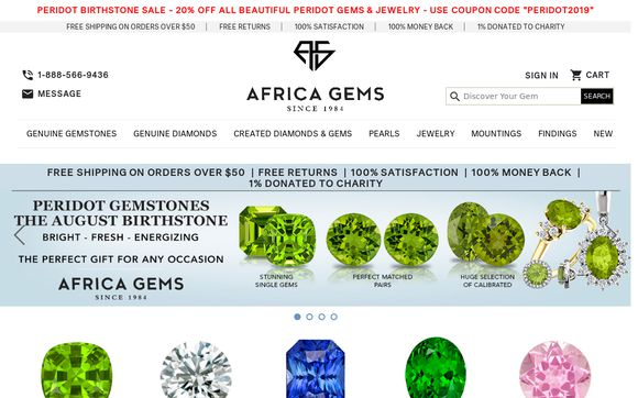 Africa Gems