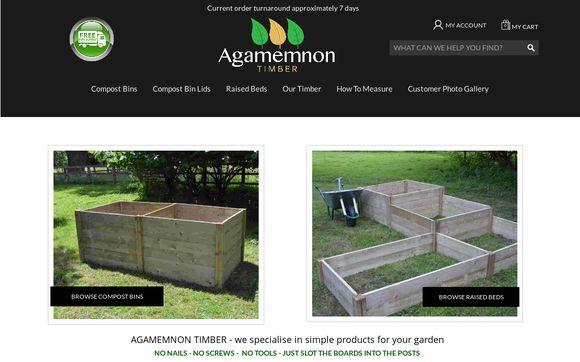 Agamemnon Timber