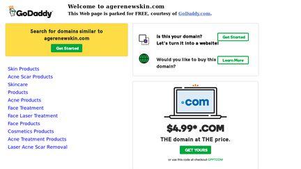 AgeRenewSkin