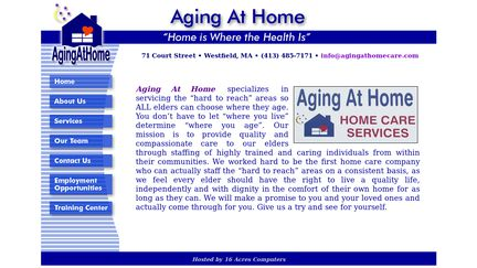 Aging At Home