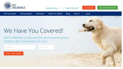 Akcpetinsurance.com