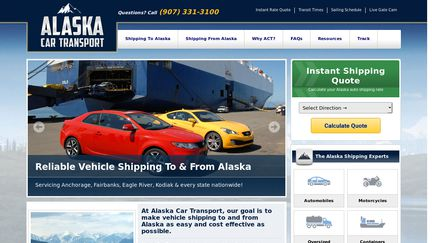Alaskacartransport.com