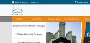 AlHaramTravel.co.uk