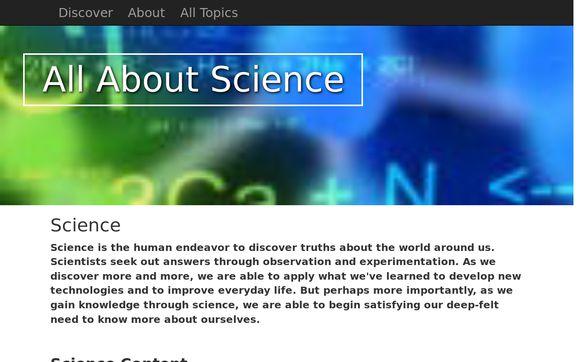 AllAboutScience.org