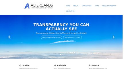 Altercards