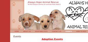 Always Hope Animal Rescue