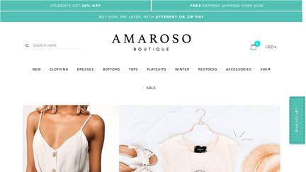 Amaroso.com.au
