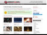 Ambient-mixer.com