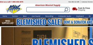 American Musical Supply Reviews - 4 Reviews of Americanmusicalsupply