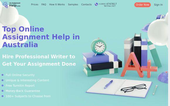 An Assignment Help.com