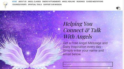 AngelGuidedMeditations