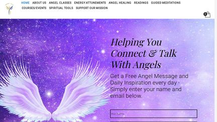 AngelGuidedMeditations