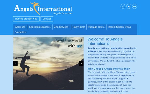 Angels International