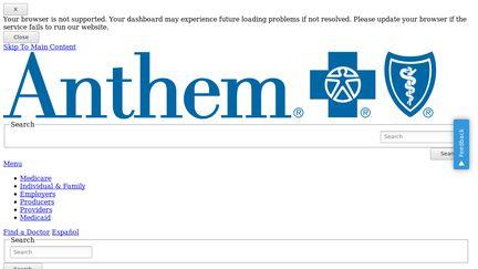 Anthem, Inc.