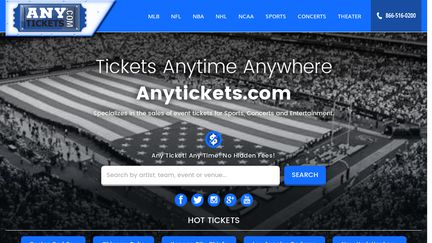 AnyTickets