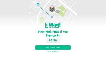 App.wagwalking
