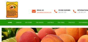 Apricotsfromgod.info