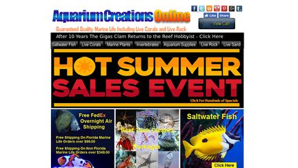 Aquacon Aquariumcreationsonline