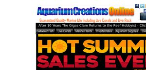 AquariumCreations Online