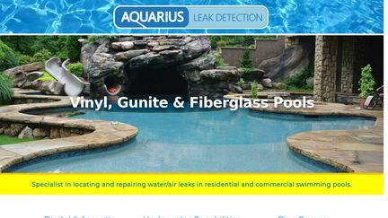 AquariusLeakDetection