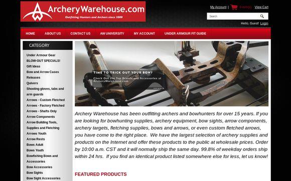 ArcheryWarehouse.com