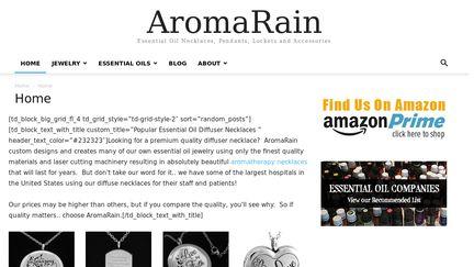 AromaRain