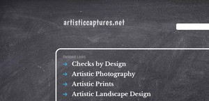 Artisticcaptures.net