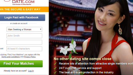 Asian dating sites in amerika