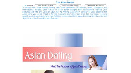 AsianDatingFree