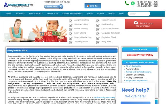 AssignmentHelp.net