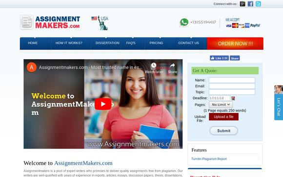 Assignmentmakers.com