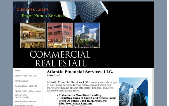 Atlantic Financial Services LLC