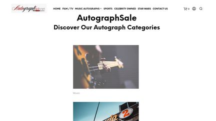 AutographSale.net