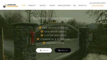 Automatic Gate Masters
