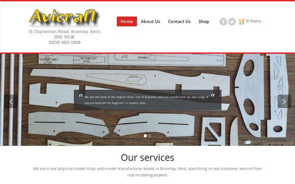 Avicraft.co.uk