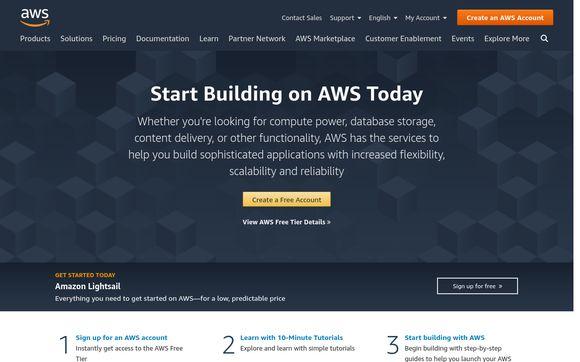 Amazon Web Services (AWS)
