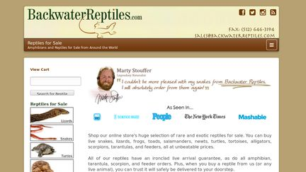 BackWaterReptiles