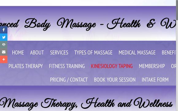 Balanced Body Massages Studio